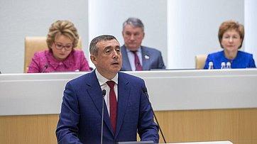 Врамках «Часа субъекта» вСФ выступили руководители Сахалинской области
