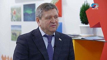А. Лутовинов обактуальных вопросах развития Ненецкого автономного округа