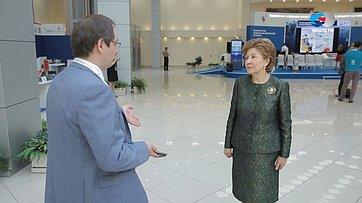 Г. Карелова оработе Второго Форума социальных инноваций регионов
