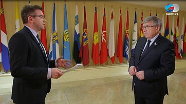 В.Рязанский: Изменение антидопингового законодательства России неповлияет нарешение WADA