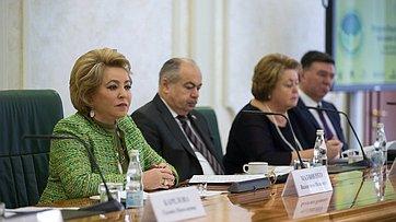 Выступление В. Матвиенко назаседании Оргкомитета Второго Евразийского женского форума