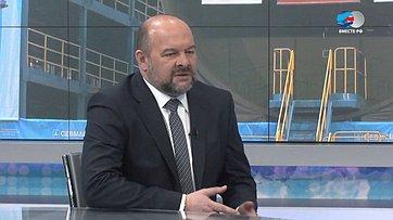 Губернатор Архангельской области И.Орлов орешении инфраструктурных проблем региона