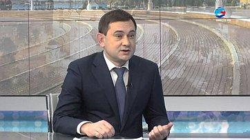 Председатель Законодательного Собрания Воронежской области В.Нетесов оразвитии региона