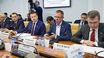 «Круглый стол» Комитета Совета Федерации поэкономической политике. Запись трансляции от10 октября 2019года