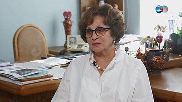 Е. Лахова оВтором Евразийском женском форуме