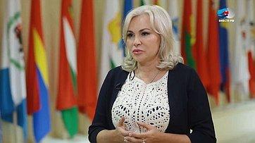 О. Ковитиди оПослании Президента России Федеральному Собранию