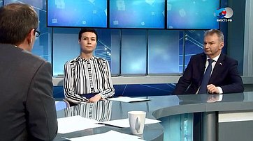 И. Рукавишникова иИ.Каграманян обитогах 477-го заседания Совета Федерации