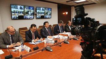 Заседание Совета поАрктике иАнтарктике при СФ. Запись трансляции от17июля 2020года