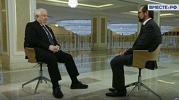 Сергей Кисляк обитогах зимней сессии ПАСЕ