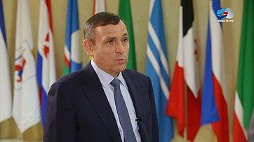 Глава Республики Марий Эл А. Евстифеев оснижение закредитованности республики иточках роста