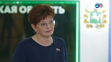 О. Козловская офинансировании Томской области имежбюджетных отношениях