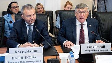 Расширенное заседание Комитета Совета Федерации посоциальной политике. Запись трансляции от20мая 2019года