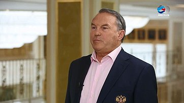 И. Морозов оподготовке квыборам вРязанской области