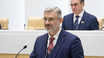Выступление Министра транспорта РФ Е.Дитриха
