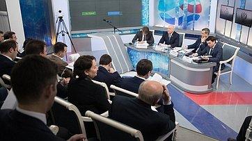 Парламентские слушания Комитета СФ поэкономической политике. Запись трансляции от23марта 2018г