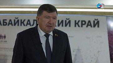 И. Лиханов обюджетной политике иработе сгражданами вЗабайкальском крае