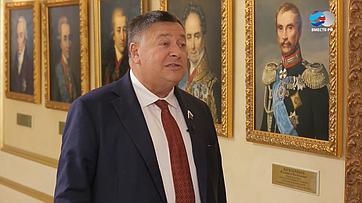 С.Калашников: Сенаторы ибизнес несогласны спроектом закона огосрегулировании выбросов парниковых газов