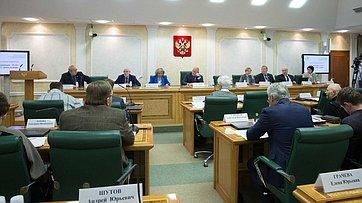 Научно-практическая конференция натему «Совет Федерации– 25 лет: практика, уроки, выводы». Запись трансляции от26ноября 2018года