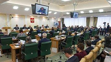 Выступление В.Матвиенко назаседании Совета повопросам интеллектуальной собственности при СФ