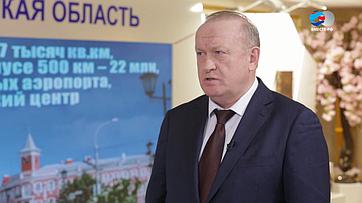 Валерий Малышев окомфортных условиях для инвесторов иIT-специалистов вУльяновской области