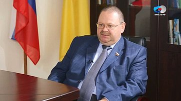 О. Мельниченко обактуальных проблемах территориального планирования
