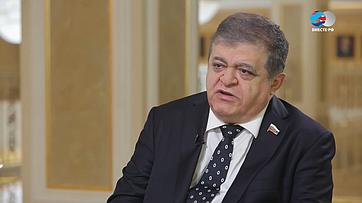В.Джабаров: Ситуация вСирии под контролем