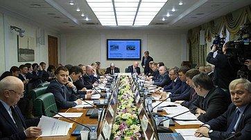 Расширенное заседание Комитета Совета Федерации поэкономической политике. Запись трансляции от10декабря 2018года