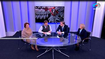 Проблемы экологии вРоссии. Программа «Сенат» телеканала «Россия 24»
