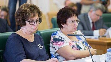 Заседание Организационного комитета второго Евразийского женского форума. Запись трансляции от5сентября 2018г