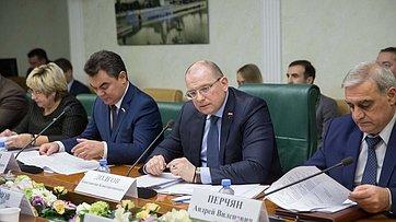 Совещание Комитета СФ поэкономической политике. Запись трансляции от4декабря 2019года