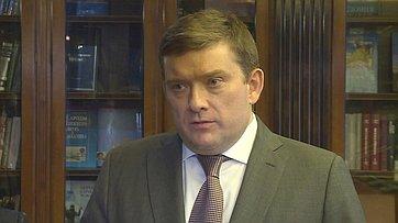 Николай Журавлев: Решение проблем Норильска требует согласованных усилий федеральных ирегиональных органов власти