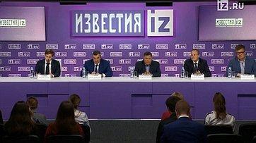 Пресс-конференции натему «Возвращение России вПАСЕ: можноли ожидать нормализации межпарламентского взаимодействия?»