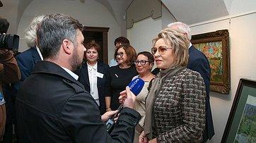 В. Матвиенко ороссийско-белорусском сотрудничестве