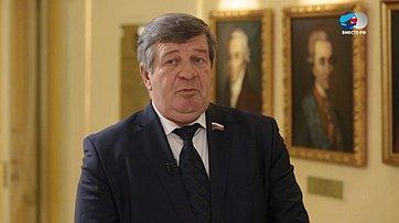 В. Семенов оКрасноярском экономическом форуме «Россия 2018–2024: реализуя потенциал»