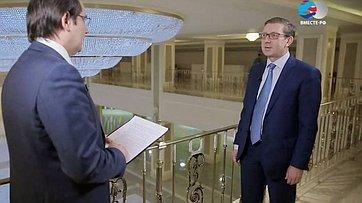 А.Майоров о развитии потребительского рынка в России