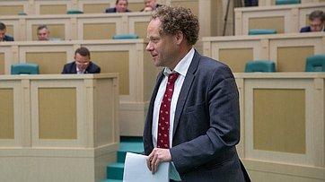 Немецкий бизнесмен Ш.Дюрр выступил входе «Времени эксперта»