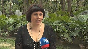 Е. Афанасьева оработе 136-й Ассамблеи Межпарламентского союза