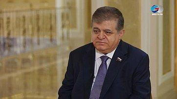 В. Джабаров орежиме прекращения огня вДонбассе