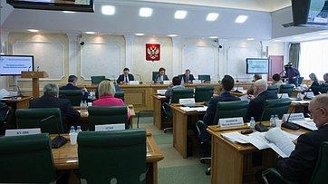 Заседание Совета поделам инвалидов. Запись трансляции от17апреля 2019года
