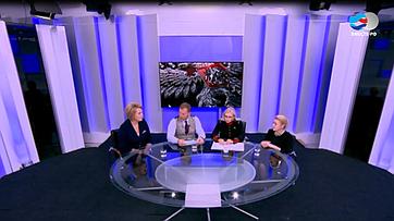 Как защитить детей отподросткового терроризма. Программа «Сенат» телеканала «Россия 24»