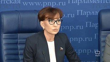 Татьяна Кусайко прокомментировала рост рейтинга «Единой России»