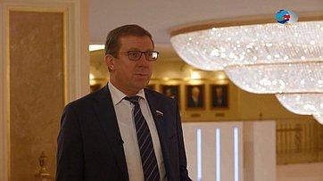 А. Майоров обитогах встречи стружениками социальной сферы села