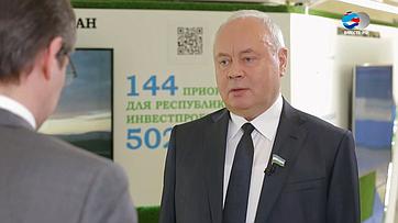Константин Толкачев: Республика Башкортостан— лидер почислу принятых федеральным центром законов