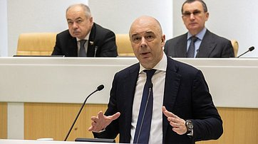 Совет Федерации одобрил закон обуточнении параметров федерального бюджета