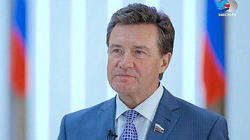 С. Рябухин подвел итоги Международного инвестиционного форума «Сочи-2015»