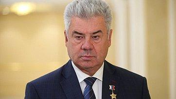 Виктор Бондарев оVII Форуме регионов Беларуси иРоссии