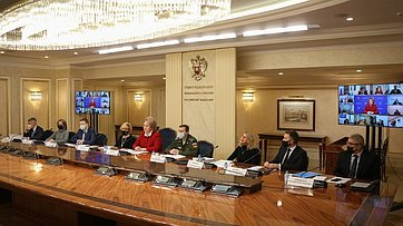 Заседание Совета повопросам интеллектуальной собственности натему «Трансформация сферы интеллектуальной собственности: законодательный аспект». Запись трансляции от14декабря 2020года