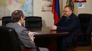 О. Мельниченко оработе согласительной комиссии позакону охостелах