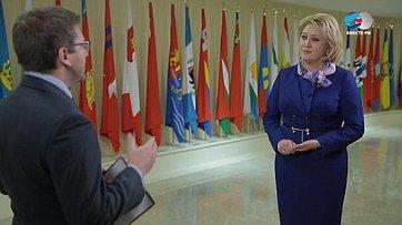 Л. Гумерова оКоординационном совете при Президенте пореализации стратегии действий винтересах детей