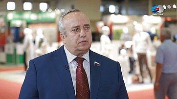Ф. Клинцевич оЧетвертом форуме регионов России иБеларуси